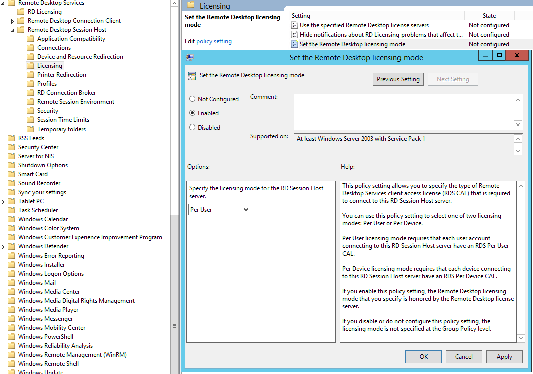 Remote Desktop 2012 Services Without The Whole Infrastructure