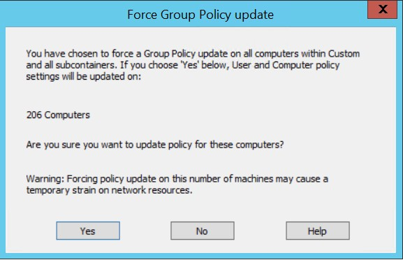 gpo update gpmc2