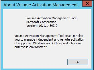 Using VAMT with Windows 2016 – 360ICT – Technical Blog